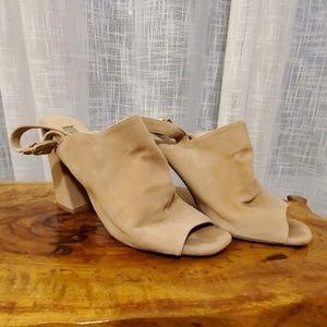 Kristin Cavallari for Chinese Laundry ~ Suede Heel